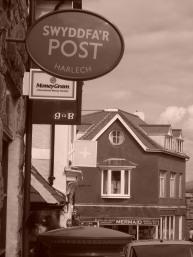 Harlech Post Office