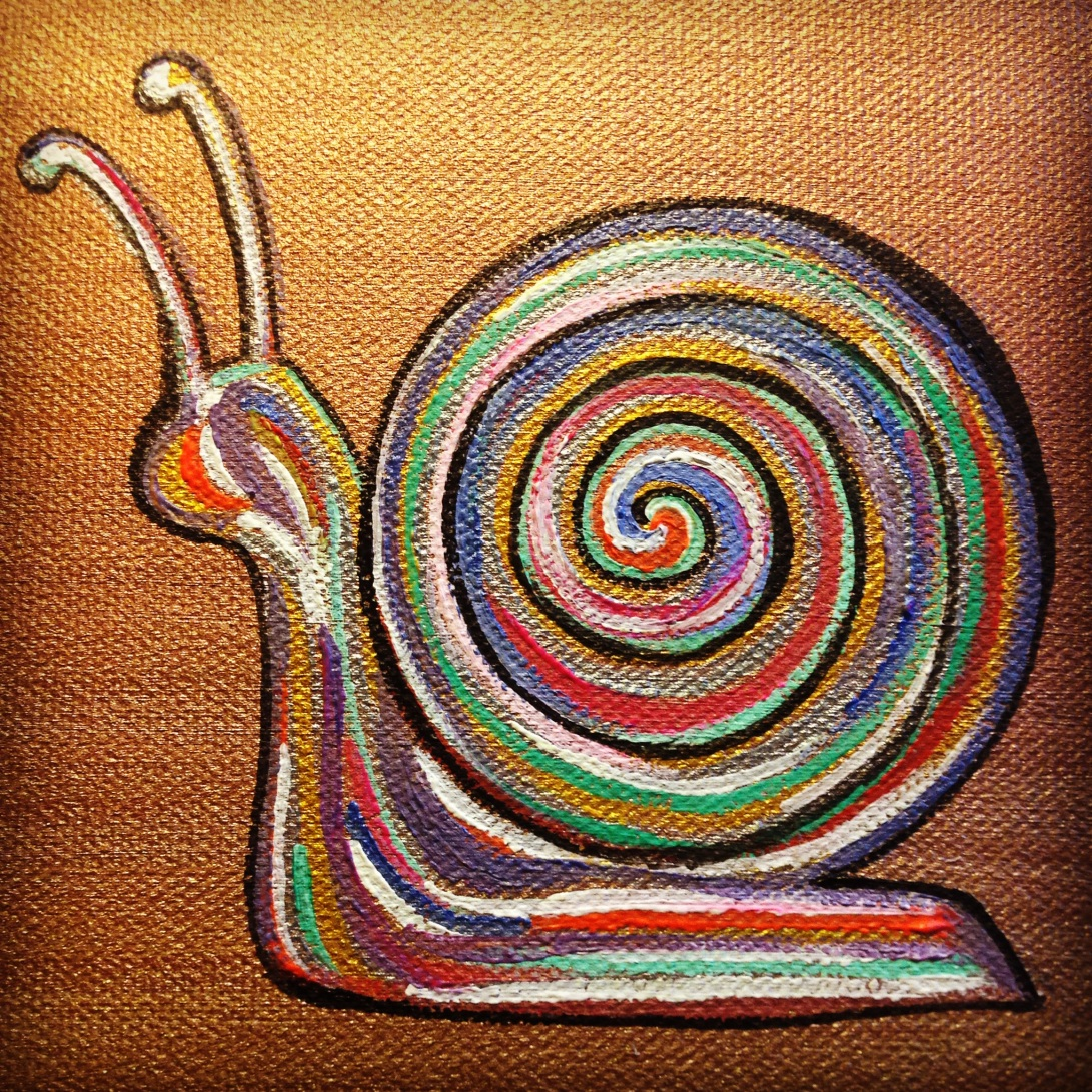 Mr Snail, Jun 2014